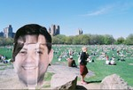 dgold does Central Park NYC