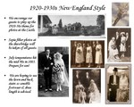 1920-1930s weddings