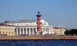 Rostral Column - Vasilyevsky Island