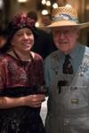 Mary and Grandpa RL