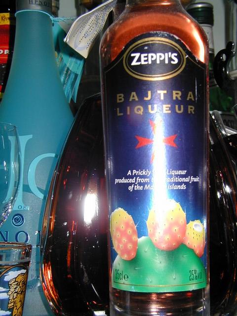 Zeppis Bajtra Liquer of Malta