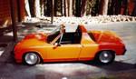 1970 Porsche 914 - Nevada DELIGHT