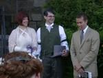 Ren and Joe laugh at ET vows