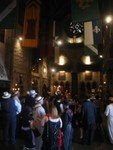 mingling in the Great Hall