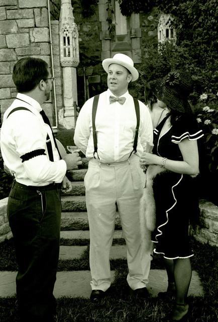 Bill Norton and Randy & Michelle Whitney
