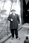 Marty Hannigan at the drawbridge