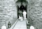 PSU Guys enter the Castle