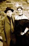 Tom Scholl and Caroline Gauthier