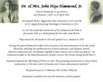 John Hays Hammond Jr bio
