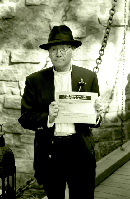 John Pettibone - Hammond Castle  Museum Curator