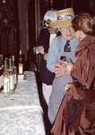 Grandpa RL talks to Sharon about brandy